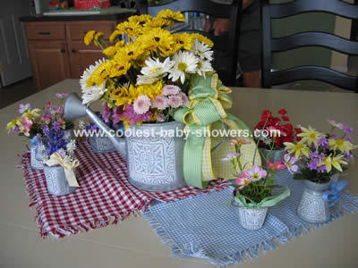 Farm Animal Baby Shower
