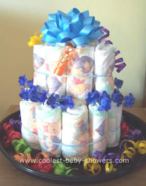 Pooh Baby Shower